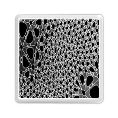 X Ray Rendering Hinges Structure Kinematics Circle Star Black Grey Memory Card Reader (square)  by Alisyart