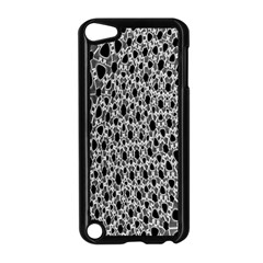X Ray Rendering Hinges Structure Kinematics Circle Star Black Grey Apple Ipod Touch 5 Case (black) by Alisyart