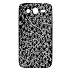 X Ray Rendering Hinges Structure Kinematics Circle Star Black Grey Samsung Galaxy Mega 5 8 I9152 Hardshell Case  by Alisyart