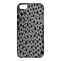 X Ray Rendering Hinges Structure Kinematics Circle Star Black Grey Apple Iphone 5c Hardshell Case by Alisyart