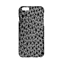 X Ray Rendering Hinges Structure Kinematics Circle Star Black Grey Apple Iphone 6/6s Hardshell Case by Alisyart