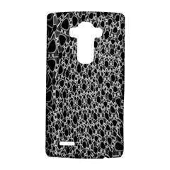 X Ray Rendering Hinges Structure Kinematics Circle Star Black Grey Lg G4 Hardshell Case by Alisyart