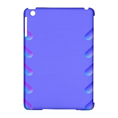 Leftroom Normal Purple Apple Ipad Mini Hardshell Case (compatible With Smart Cover) by Alisyart