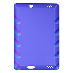 Leftroom Normal Purple Amazon Kindle Fire Hd (2013) Hardshell Case by Alisyart