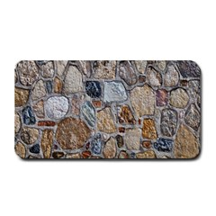 Multi Color Stones Wall Texture Medium Bar Mats by Simbadda