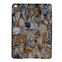 Multi Color Stones Wall Texture Ipad Air 2 Hardshell Cases by Simbadda