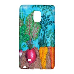 Mural Displaying Array Of Garden Vegetables Galaxy Note Edge by Simbadda