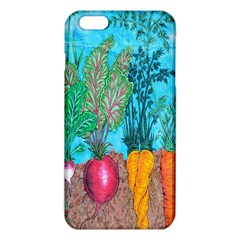 Mural Displaying Array Of Garden Vegetables Iphone 6 Plus/6s Plus Tpu Case by Simbadda
