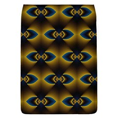 Fractal Multicolored Background Flap Covers (l)  by Simbadda