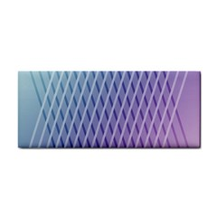 Abstract Lines Background Cosmetic Storage Cases by Simbadda
