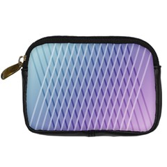 Abstract Lines Background Digital Camera Cases by Simbadda