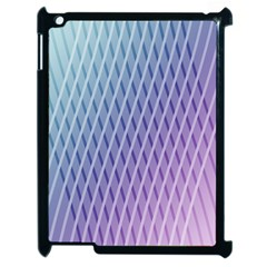 Abstract Lines Background Apple Ipad 2 Case (black) by Simbadda