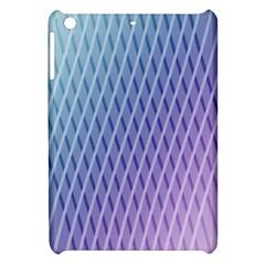 Abstract Lines Background Apple Ipad Mini Hardshell Case by Simbadda
