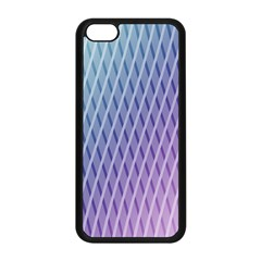 Abstract Lines Background Apple Iphone 5c Seamless Case (black) by Simbadda
