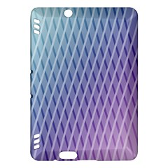 Abstract Lines Background Kindle Fire HDX Hardshell Case by Simbadda