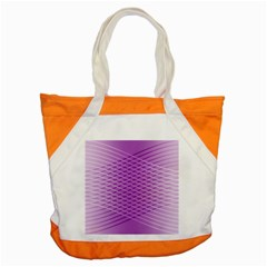 Abstract Lines Background Pattern Accent Tote Bag by Simbadda