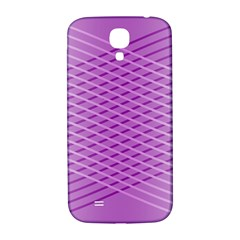 Abstract Lines Background Pattern Samsung Galaxy S4 I9500/I9505  Hardshell Back Case