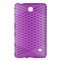 Abstract Lines Background Pattern Samsung Galaxy Tab 4 (8 ) Hardshell Case