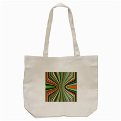 Colorful Spheric Background Tote Bag (cream) by Simbadda