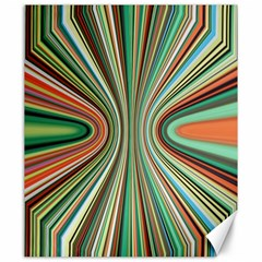 Colorful Spheric Background Canvas 20  X 24   by Simbadda