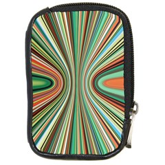 Colorful Spheric Background Compact Camera Cases by Simbadda