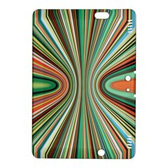 Colorful Spheric Background Kindle Fire Hdx 8 9  Hardshell Case by Simbadda