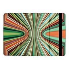 Colorful Spheric Background Samsung Galaxy Tab Pro 10 1  Flip Case by Simbadda