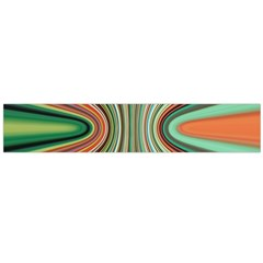Colorful Spheric Background Flano Scarf (large) by Simbadda