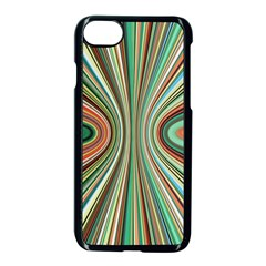 Colorful Spheric Background Apple Iphone 7 Seamless Case (black) by Simbadda
