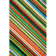 Colorful Stripe Background 5 5  X 8 5  Notebooks by Simbadda