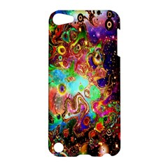 Alien World Digital Computer Graphic Apple Ipod Touch 5 Hardshell Case by Simbadda
