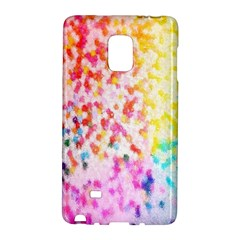 Colorful Colors Digital Pattern Galaxy Note Edge by Simbadda