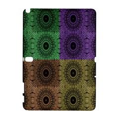 Creative Digital Pattern Computer Graphic Galaxy Note 1 by Simbadda