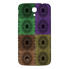 Creative Digital Pattern Computer Graphic Samsung Galaxy Mega I9200 Hardshell Back Case by Simbadda