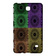 Creative Digital Pattern Computer Graphic Samsung Galaxy Tab 4 (8 ) Hardshell Case