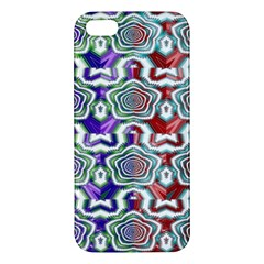 Digital Patterned Ornament Computer Graphic iPhone 5S/ SE Premium Hardshell Case