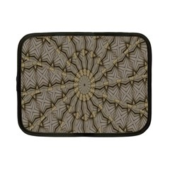 Abstract Image Showing Moiré Pattern Netbook Case (small)
