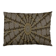 Abstract Image Showing Moiré Pattern Pillow Case (two Sides) by Simbadda