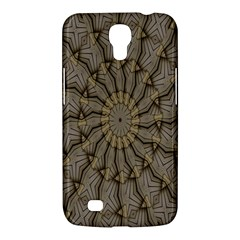 Abstract Image Showing Moiré Pattern Samsung Galaxy Mega 6 3  I9200 Hardshell Case by Simbadda