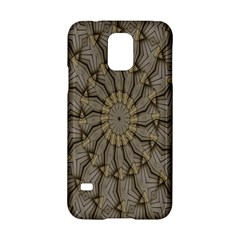 Abstract Image Showing Moiré Pattern Samsung Galaxy S5 Hardshell Case  by Simbadda