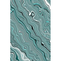Fractal Waves Background Wallpaper 5 5  X 8 5  Notebooks by Simbadda