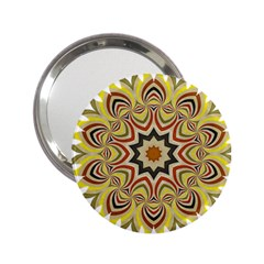 Abstract Geometric Seamless Ol Ckaleidoscope Pattern 2 25  Handbag Mirrors by Simbadda