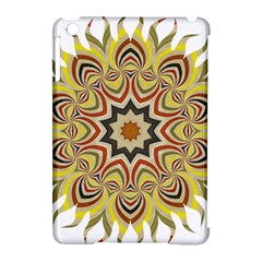 Abstract Geometric Seamless Ol Ckaleidoscope Pattern Apple Ipad Mini Hardshell Case (compatible With Smart Cover) by Simbadda