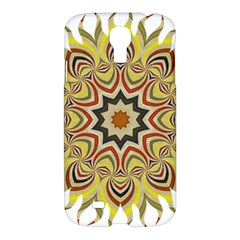 Abstract Geometric Seamless Ol Ckaleidoscope Pattern Samsung Galaxy S4 I9500/i9505 Hardshell Case by Simbadda