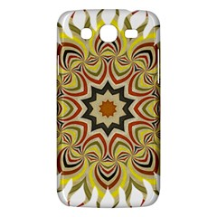 Abstract Geometric Seamless Ol Ckaleidoscope Pattern Samsung Galaxy Mega 5 8 I9152 Hardshell Case  by Simbadda