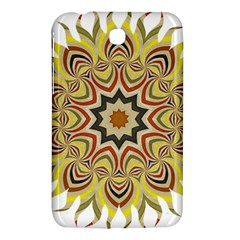 Abstract Geometric Seamless Ol Ckaleidoscope Pattern Samsung Galaxy Tab 3 (7 ) P3200 Hardshell Case  by Simbadda
