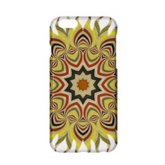 Abstract Geometric Seamless Ol Ckaleidoscope Pattern Apple Iphone 6/6s Hardshell Case by Simbadda