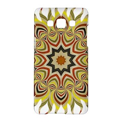 Abstract Geometric Seamless Ol Ckaleidoscope Pattern Samsung Galaxy A5 Hardshell Case  by Simbadda