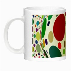 Color Ball Night Luminous Mugs