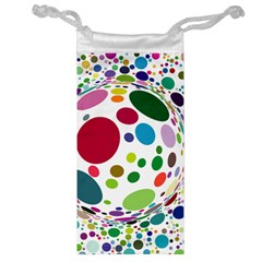 Color Ball Jewelry Bag